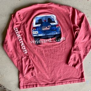 EUC. Men's Long Sleeve Vineyard Vines T-shirt